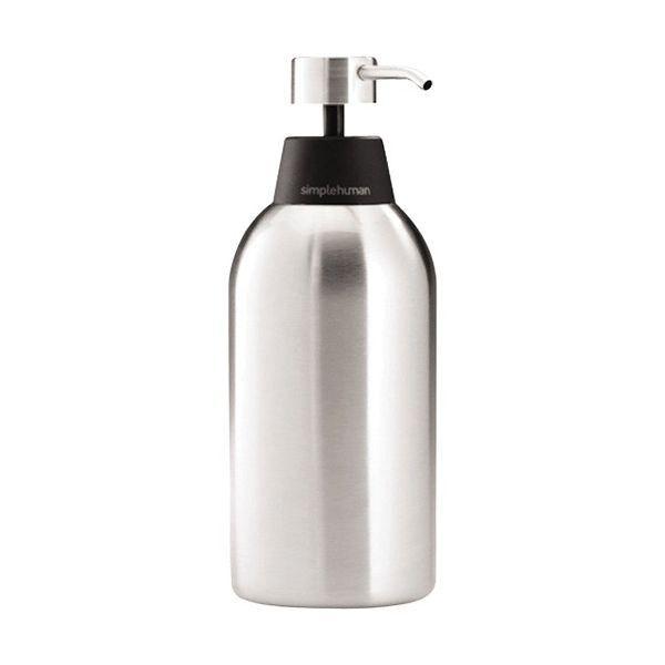 pompe savon ronde achat vente distributeur de savon pompe savon ronde cdiscount. Black Bedroom Furniture Sets. Home Design Ideas