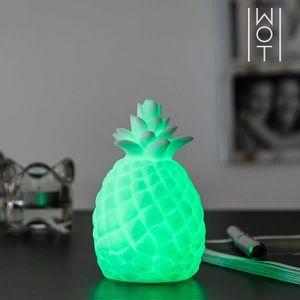 decoration ananas achat vente decoration ananas pas. Black Bedroom Furniture Sets. Home Design Ideas