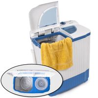 Machine à laver et sèche linge portable, caming car, caravane