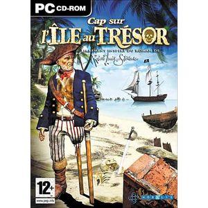 JEU PC CAP SUR L'ILE AU TRESOR / PC CD-ROM