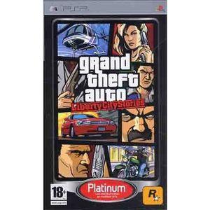 JEU PSP GTA Liberty City Stories Platinum Jeu PSP