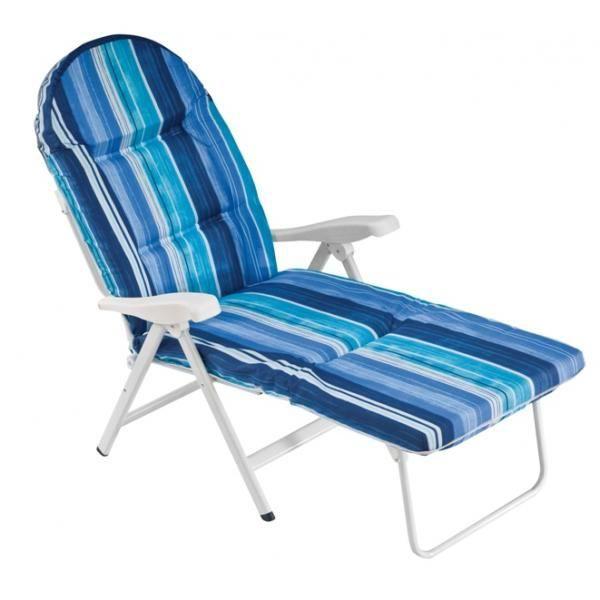 Relax lit multipositions achat vente chaise longue - Chaise longue soldes ...