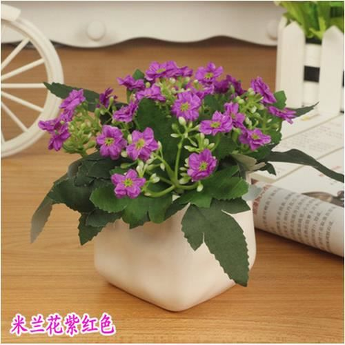 Petit pot de fleur en soie la poterie et la porcelaine de type 12 achat vente kit de - Petit pot de fleur ...