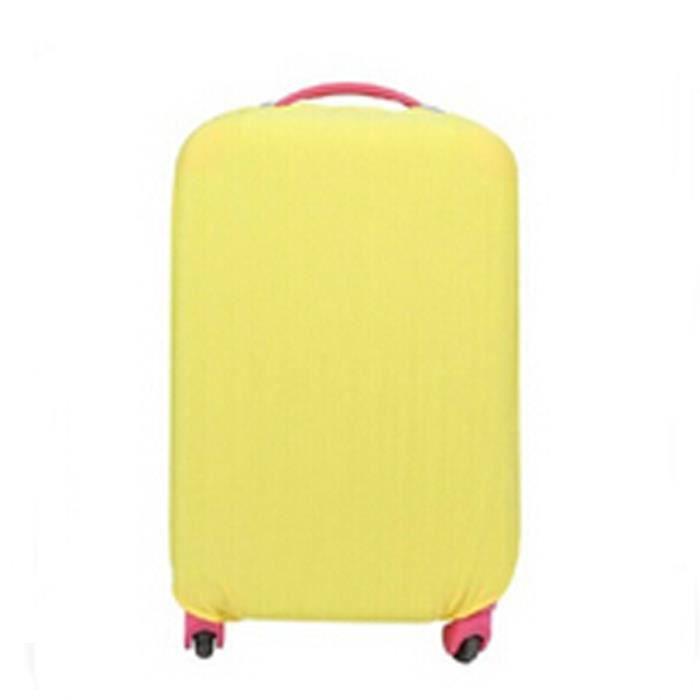 Housse de valise protection antipoussi re pour valises for Housse protection valise