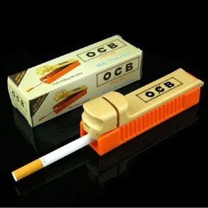 ETUI À CIGARE 1x Rouleuse à Cigarettes avec Embout couleur aléat