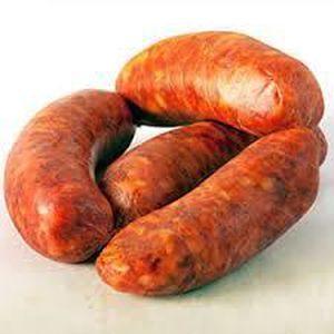 CHORIZO Chorizo Ibérique pour cuisiner 2x120 Grs