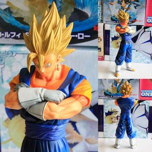 FIGURINE - PERSONNAGE Dragon Ball Vegetto Figurine Vegeta Et Kakarotto F