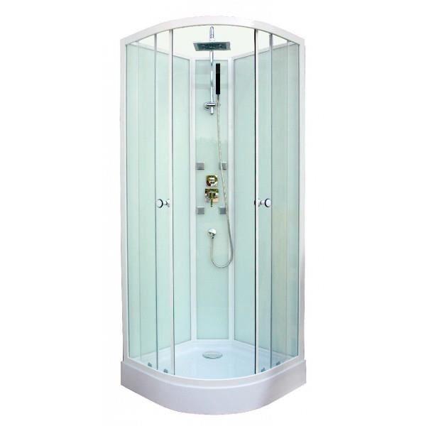 Cabine de douche hydromassante astro 1 4c 80cm achat vente cabine de douc - Notice cabine de douche ...