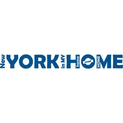 Sticker de porte new york in home 200 x 23 cm bleu fonc achat vente stic - Sticker porte new york ...