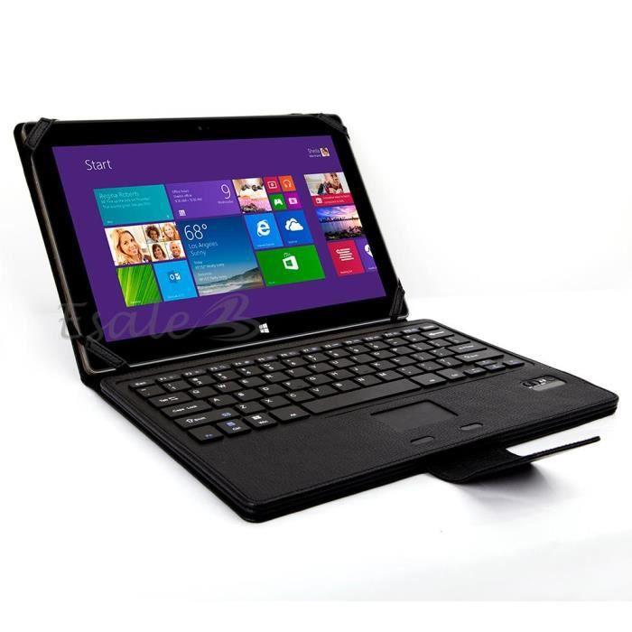 clavier bluetooth v3 0 touchpad avec pu etui pour microsoft surface pro 3 12 2 prix pas cher. Black Bedroom Furniture Sets. Home Design Ideas