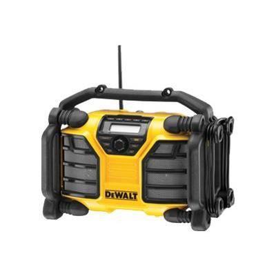 radio de chantier dewalt sans batterie 10 8v 1 radio. Black Bedroom Furniture Sets. Home Design Ideas