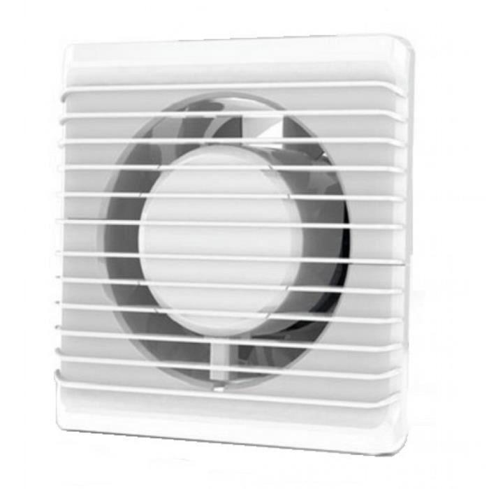 silencieuse hotte 125mm du capteur d'humidité Achat / Vente pièce