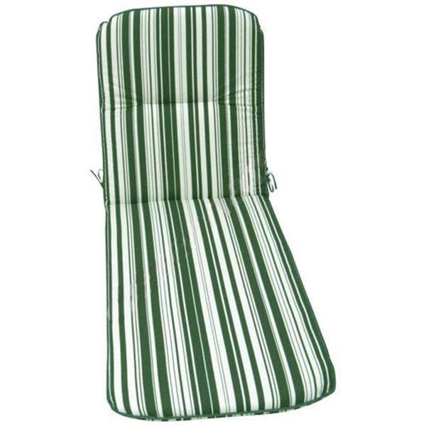 jardin prive coussin pour bain de soleil ray vert 6498 achat vente coussin d 39 ext rieur. Black Bedroom Furniture Sets. Home Design Ideas
