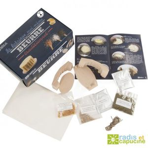 Kit fromage achat vente kit fromage pas cher cdiscount - Coffret cuisine creative ...