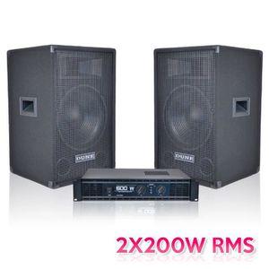 amplificateur sono enceintes achat vente amplificateur. Black Bedroom Furniture Sets. Home Design Ideas