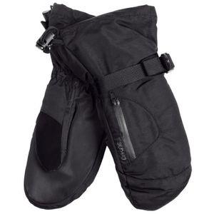 Moufles de ski femme dakine sequoia mitt black Noir S S