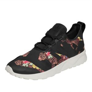 the latest 6a5e7 79f74 ... adidas femme chaussures baskets zx flux adv verv