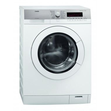 lave linge hublot 8 kg aeg l87490fl achat vente lave linge cdiscount. Black Bedroom Furniture Sets. Home Design Ideas