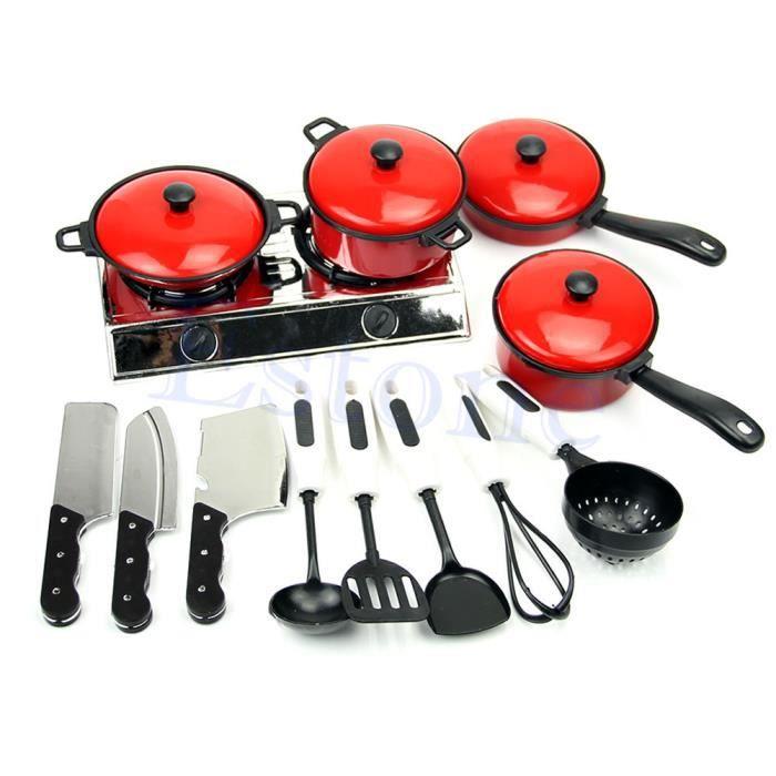 Casseroles cuisine ustensible jouets pour enfants achat for Soldes ustensiles cuisine casseroles