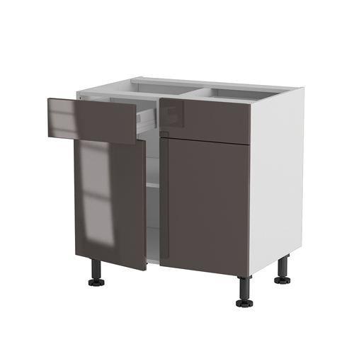 meuble bas cuisine hauteur 80 cm conceptions de maison. Black Bedroom Furniture Sets. Home Design Ideas