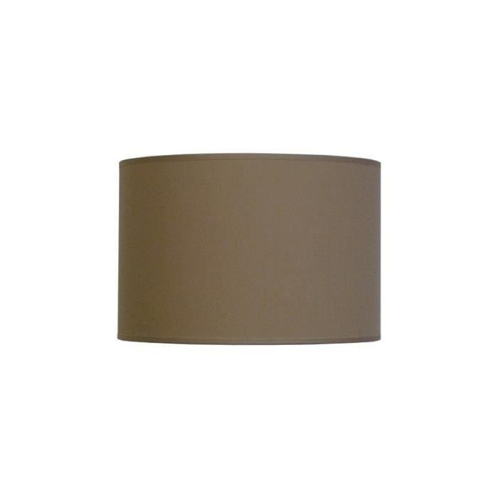 abat jour cylindre beige 45 cm achat vente abat jour cylindre beige les soldes sur. Black Bedroom Furniture Sets. Home Design Ideas