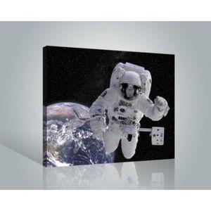 Toile tableau univers espace achat vente toile tableau for Poster sur toile
