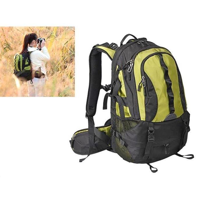 sac dos pour appareil photo dslr objectif flash et. Black Bedroom Furniture Sets. Home Design Ideas