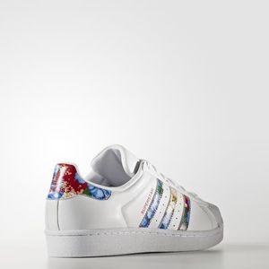 c233f94385d adidas superstar motif fleur