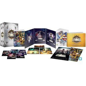 BLU-RAY MANGA Coffret Blu-ray Les Chevaliers du Zodiaque Collect