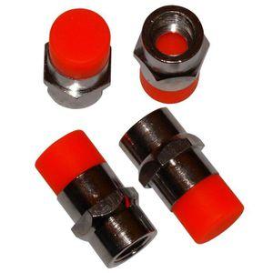 bouchon de valve velo rouge achat vente bouchon de valve velo rouge pas cher cdiscount. Black Bedroom Furniture Sets. Home Design Ideas