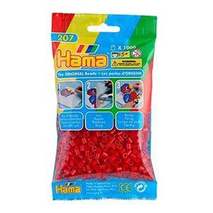 PERLES A REPASSER Perle de Hama sac 1000 rouge