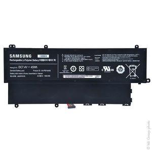 ORDINATEUR PORTABLE Batterie ordinateur portable 7.4V 6250mAh - BA43-0