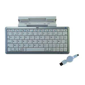 Clavier pour téléphone Clavier Bluetooth pour Iphone et Ipad