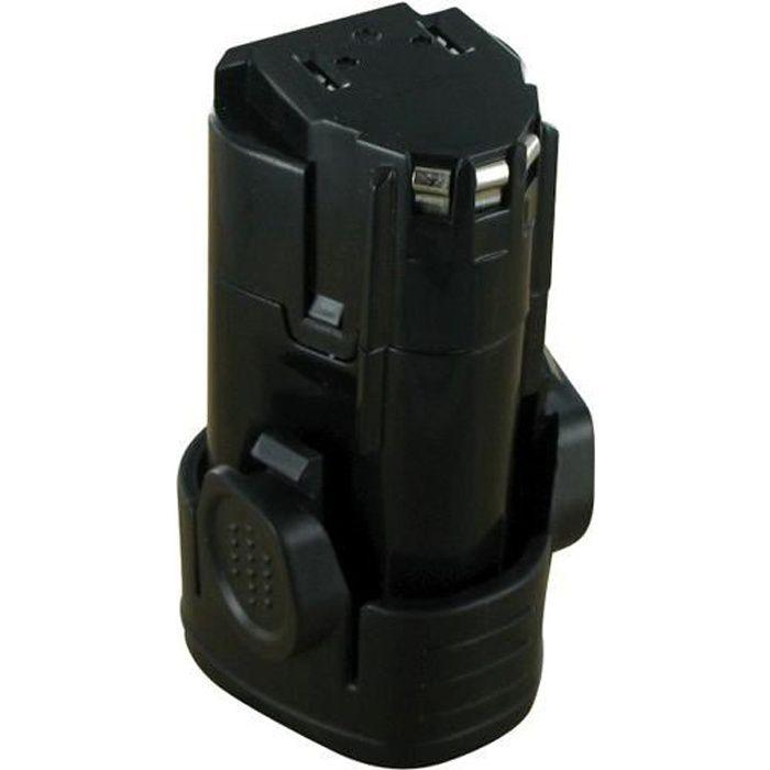 Batterie pour black et decker egbl108 achat vente batterie machine outil - Accessoires pour outil multifonction black et decker ...