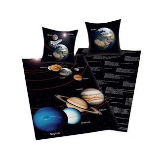 planetes parure de couette 1 per lit 90cm achat vente parure de couette cdiscount