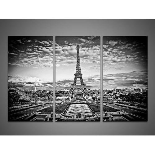 Tableau contemporain paris eiffel 3p achat vente tableau toile cdis - Achat tableau contemporain ...