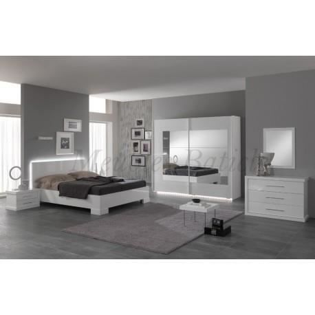 Chambre Adulte Blanche Chambre Adulte Complte Blanc