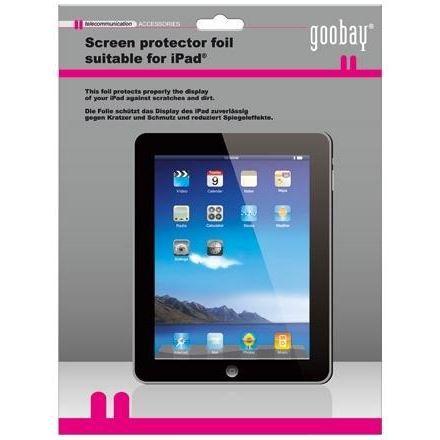 film de protection d 39 cran pour apple ipad 1 prix pas cher cdiscount. Black Bedroom Furniture Sets. Home Design Ideas