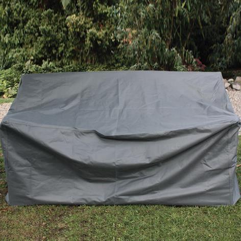 brema housse de banc 160cm anthracite 150945 achat vente housse meuble jardin housse de banc. Black Bedroom Furniture Sets. Home Design Ideas