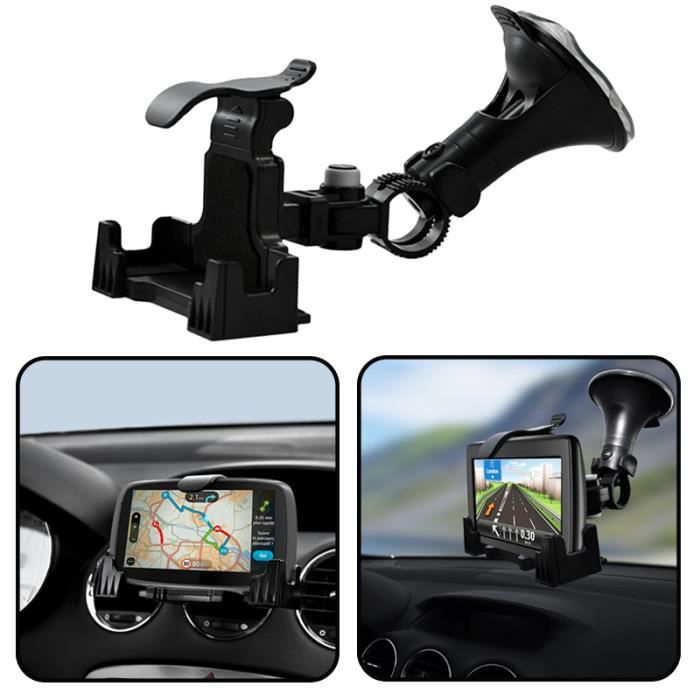 support 2en1 auto voiture pour gps tomtom go 5000 achat vente fixation support gps support. Black Bedroom Furniture Sets. Home Design Ideas