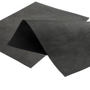 nappe en tissu noir achat vente nappe en tissu noir pas cher cdiscount. Black Bedroom Furniture Sets. Home Design Ideas