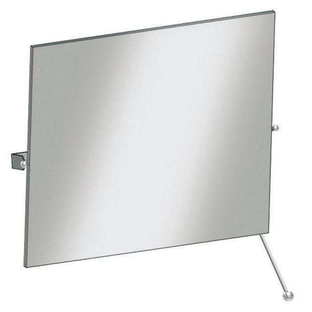 Miroir rectangulaire orientable inox 18 10 a achat for Miroir orientable