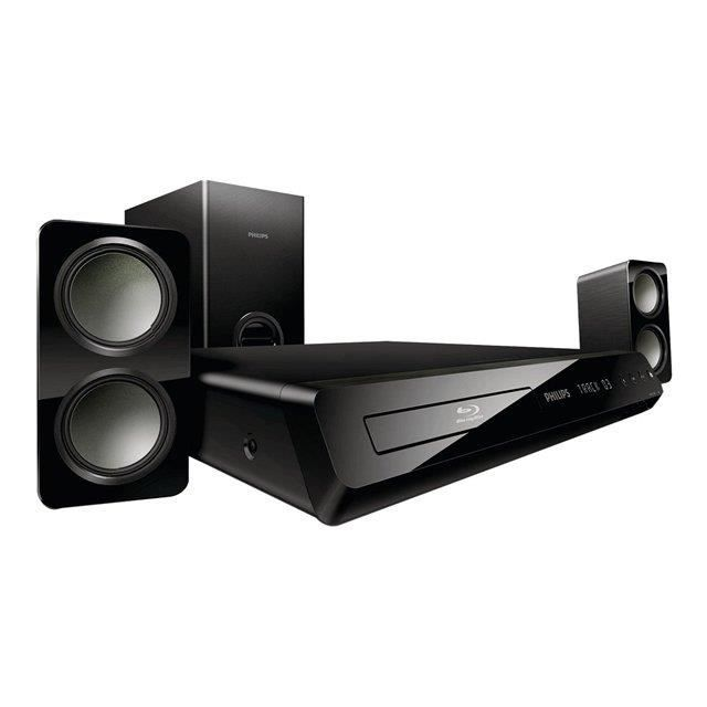 Philips hts3251 ensemble home cin ma prix pas cher cdiscount - Cdiscount home cinema ...