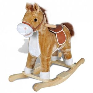 cheval a bascule pour enfant achat vente jeux et jouets pas chers. Black Bedroom Furniture Sets. Home Design Ideas