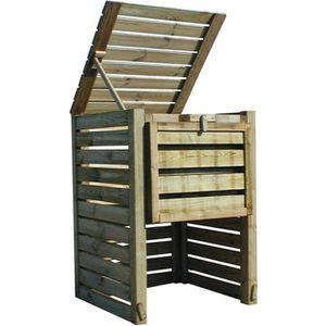 composteur bois achat vente composteur bois pas cher. Black Bedroom Furniture Sets. Home Design Ideas