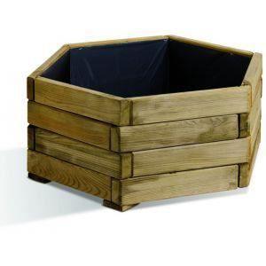 jardini re en bois achat vente jardini re en bois pas cher cdiscount. Black Bedroom Furniture Sets. Home Design Ideas