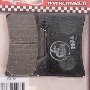 PLAQUETTES DE FREIN Plaquette de frein Mad moto Yamaha 850 TDM 1996 à