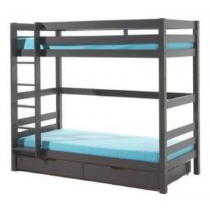 lit tiroir meme hauteur achat vente lit tiroir meme hauteur pas cher cdiscount. Black Bedroom Furniture Sets. Home Design Ideas