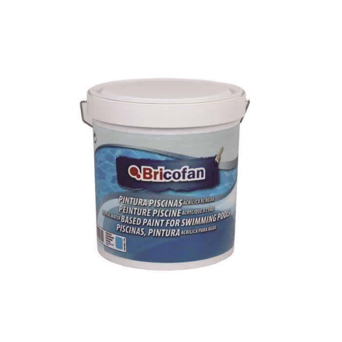 Cofan peinture piscine acrylique l 39 eau achat vente for Peinture piscine