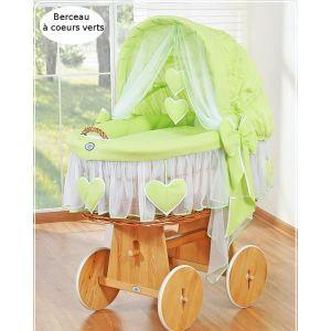berceau en osier achat vente berceau en osier pas cher cdiscount. Black Bedroom Furniture Sets. Home Design Ideas